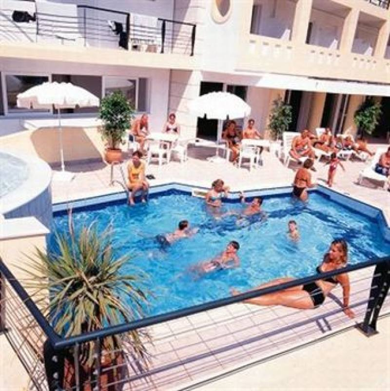 Hotel Hersonissos Park - Chersonissos - Heraklion Kreta